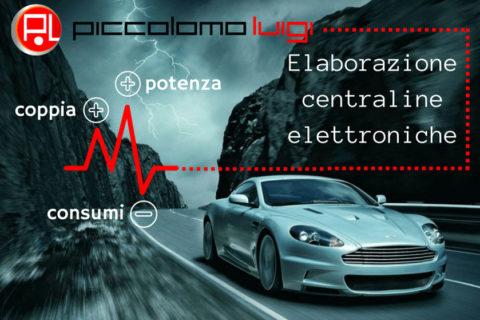 elaborazione centraline elettroniche