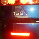 sensori di parcheggio su alfa romeo 159